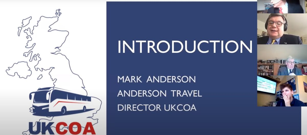 Launch Meeting of the new UK Coach Operators Association